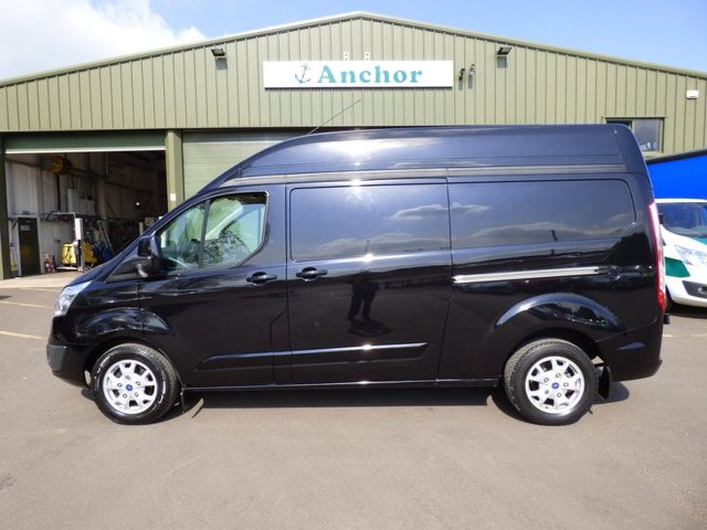 used ford transit custom lwb high roof l2h2 ek14 dto anchor vans. Black Bedroom Furniture Sets. Home Design Ideas