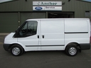 Ford Transit NW64 BBN