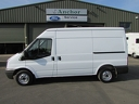 Ford Transit NW64 BBR
