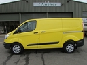 Ford Transit Custom MJ65 GKF