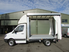 Mercedes Sprinter OY10 CPN