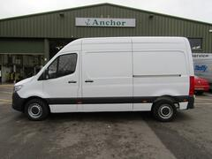 Mercedes Sprinter KX19 UDV