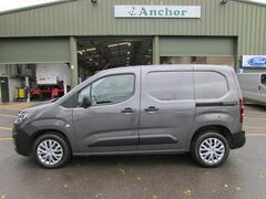 Citroen Berlingo EF19 AAA