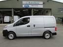 Nissan NV200 ML11 HXR