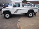 Land Rover Defender WJ57 KUR