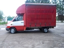 Mercedes Sprinter YT55 FUW