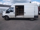Ford Transit BP55 SRY