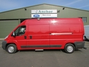 Citroen Relay YC58 WHH