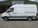 Mercedes Sprinter HY58 YAV
