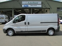 Renault Trafic VO60 WEA