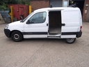 Citroen Berlingo FH57 CNC