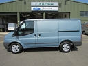 Ford Transit CX11 YJS