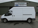 Ford Transit NU08 NCE