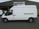 Ford Transit NV57 VLS