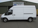 Ford Transit NV57 VJY