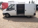 Ford Transit NJ56 GKZ