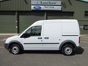 Ford Connect NU12 HZR
