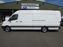 Mercedes Sprinter GL11 CNZ