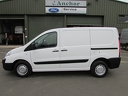 Citroen Dispatch NJ58 JXE