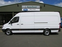 Mercedes Sprinter KP61 FWW