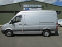 Mercedes Sprinter BF60 CHD