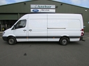 Mercedes Sprinter PJ10 TZE