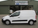 Citroen Berlingo B8 TCK