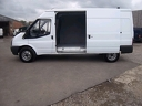 Ford Transit BT08 NVE