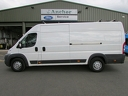 Citroen Relay LA62 EOL