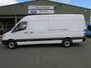 Mercedes Sprinter KR58 WBX
