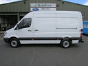 Mercedes Sprinter WV63 EBZ