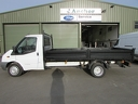 Ford Transit EY09 XOK