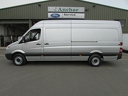 Mercedes Sprinter LP62 AFU