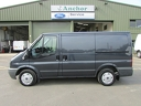 Ford Transit LE52 AND