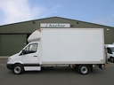 Mercedes Sprinter KM58 VGC