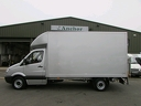 Mercedes Sprinter LN61 VMT