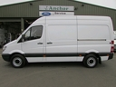 Mercedes Sprinter PJ09 SNF