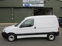 Citroen Berlingo YY07 HFL
