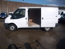 Ford Transit BP08 YHC