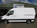 Mercedes Sprinter LL62 AHE