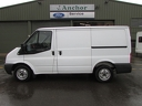 Ford Transit NH08 LSF