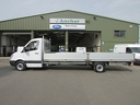 Mercedes Sprinter BF59 CBV