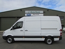 Mercedes Sprinter DG11 OXV