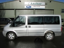 Ford Transit NV08 KLD