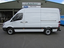 Mercedes Sprinter EY63 XPD