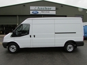 Ford Transit FP60 SXS