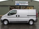 Renault Trafic LT59 XUP