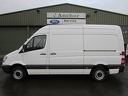 Mercedes Sprinter FH08 LTE