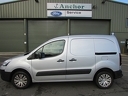 Citroen Berlingo YK13 NKX