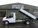 Ford Transit ML59 GYV